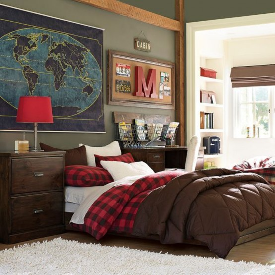 40 best teen boys room design ideas - Teen boy bedroom ideas ...