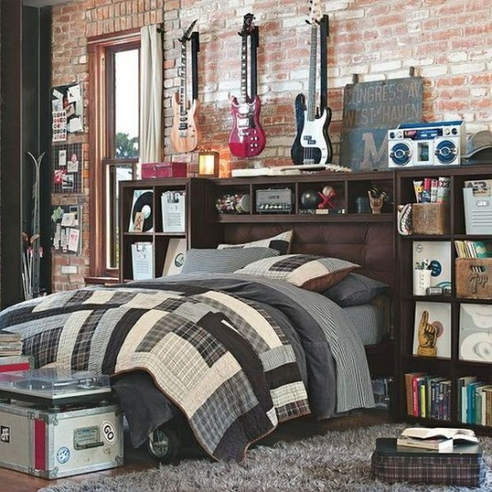 Teen Boys Room Design Ideas (12)