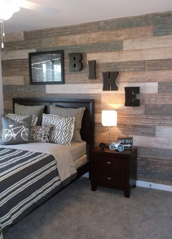 Teen Boys Room Design Ideas (25)