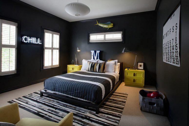 Teen Boys Room Design Ideas (31)