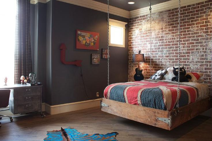 Room Design Ideas For Boys Part - 32: Teen Boys Room Design Ideas (33)