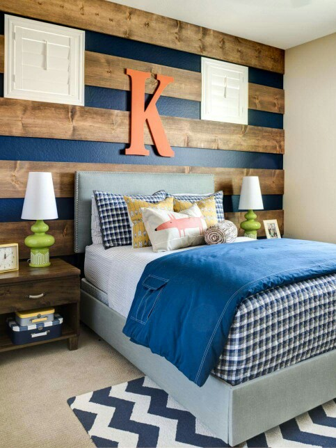 Teen Boys Room Design Ideas (39)