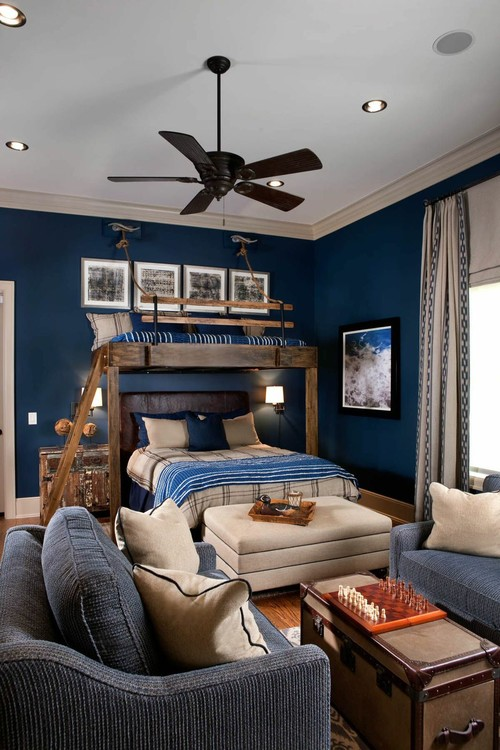 Teen Boys Room Design Ideas (40)