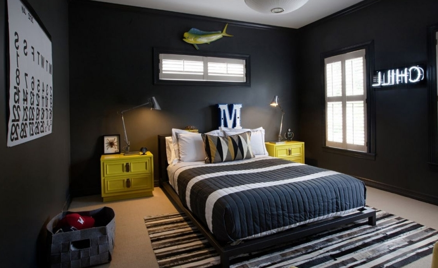 40 best teen boys room design ideas. Black Bedroom Furniture Sets. Home Design Ideas