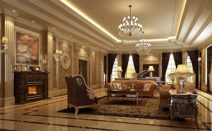 Awesome Luxury Home Design Ideas Part - 7: The Wow Decor