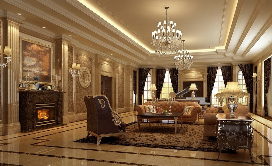 50 Luxury Homes Interior Design Ideas