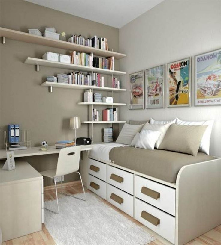 50 Small Bedroom Design Ideas