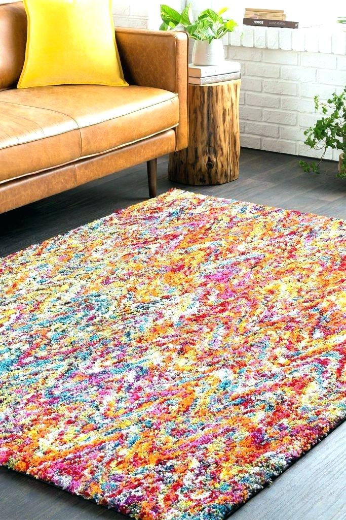 intended rugs colorful for area bright wool colored color plan rug