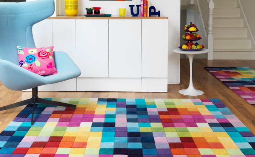 30 Colorful Rugs To Update Your Home Decor