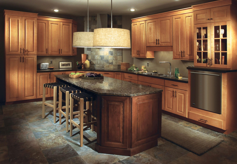 Kitchen Cabinets Design thewowdecor (23)