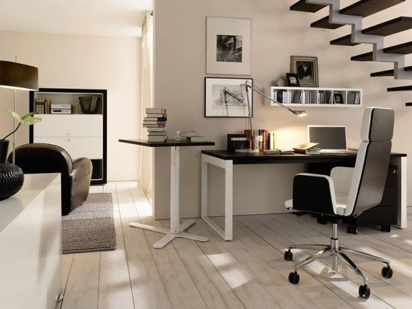 Modern Home Office thewowdecor (16)