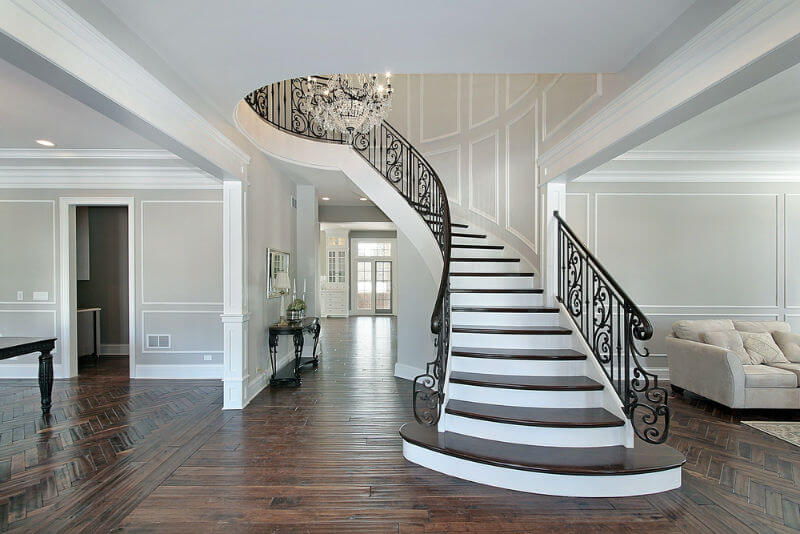 Staircase Design Thewowdecor (1)