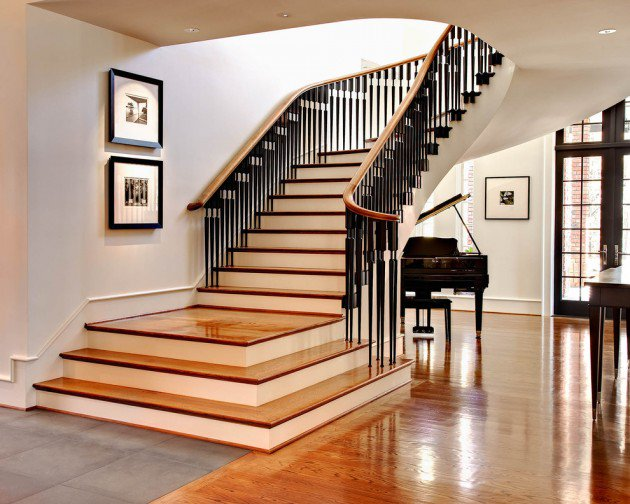 Staircase Design Thewowdecor (24)
