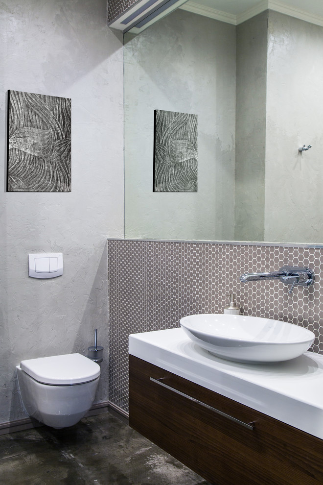 contemporary-powder-room-decor