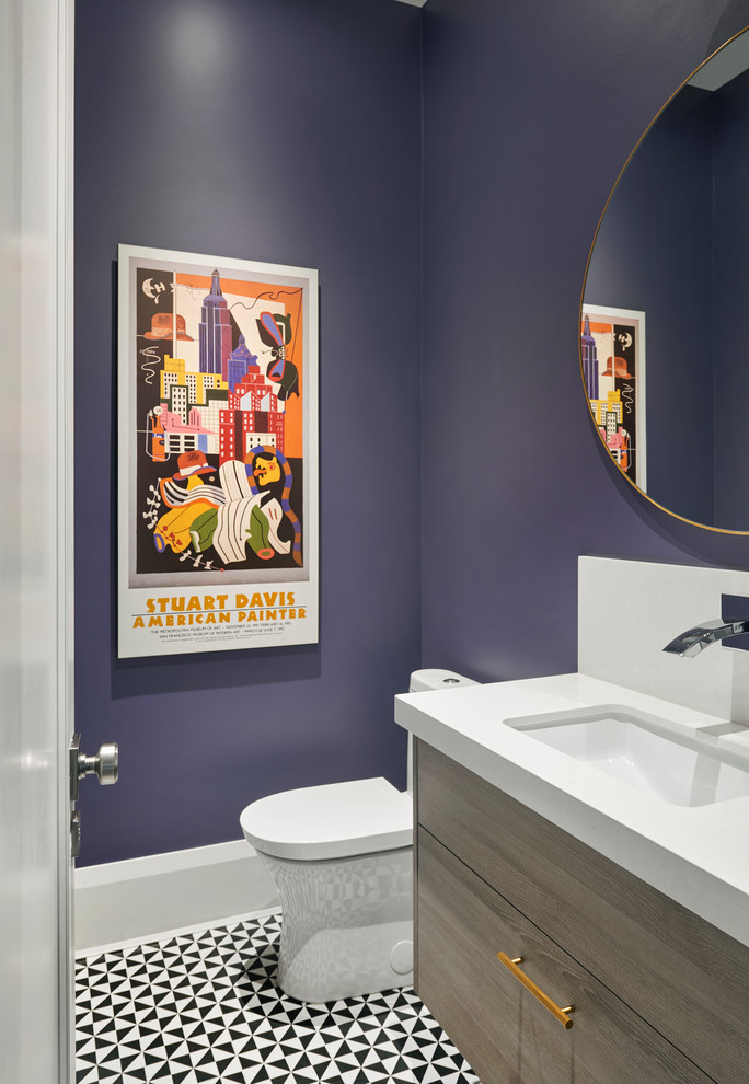 contemporary-powder-room-ideas