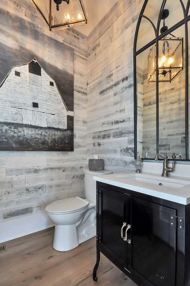 farmhouse-powder-room-design
