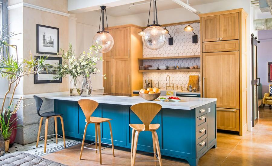 Classic Wooden Kitchen Cabinets Thewowdecor