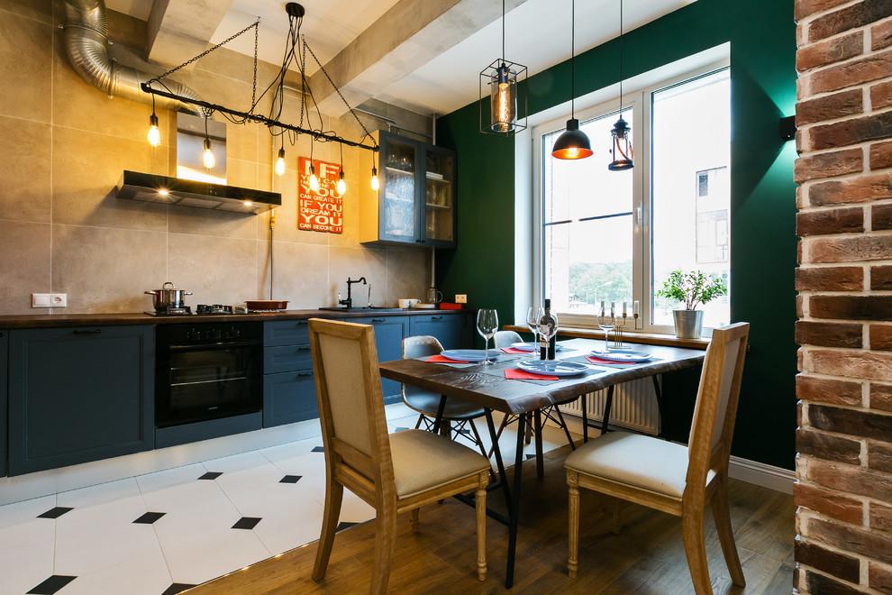 Beautiful-industrial-kitchen