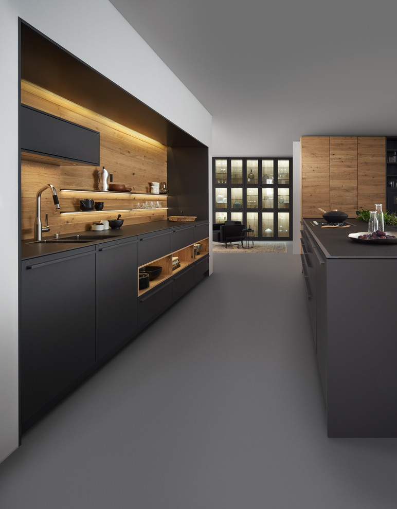 Modern Solid Surface Countertops