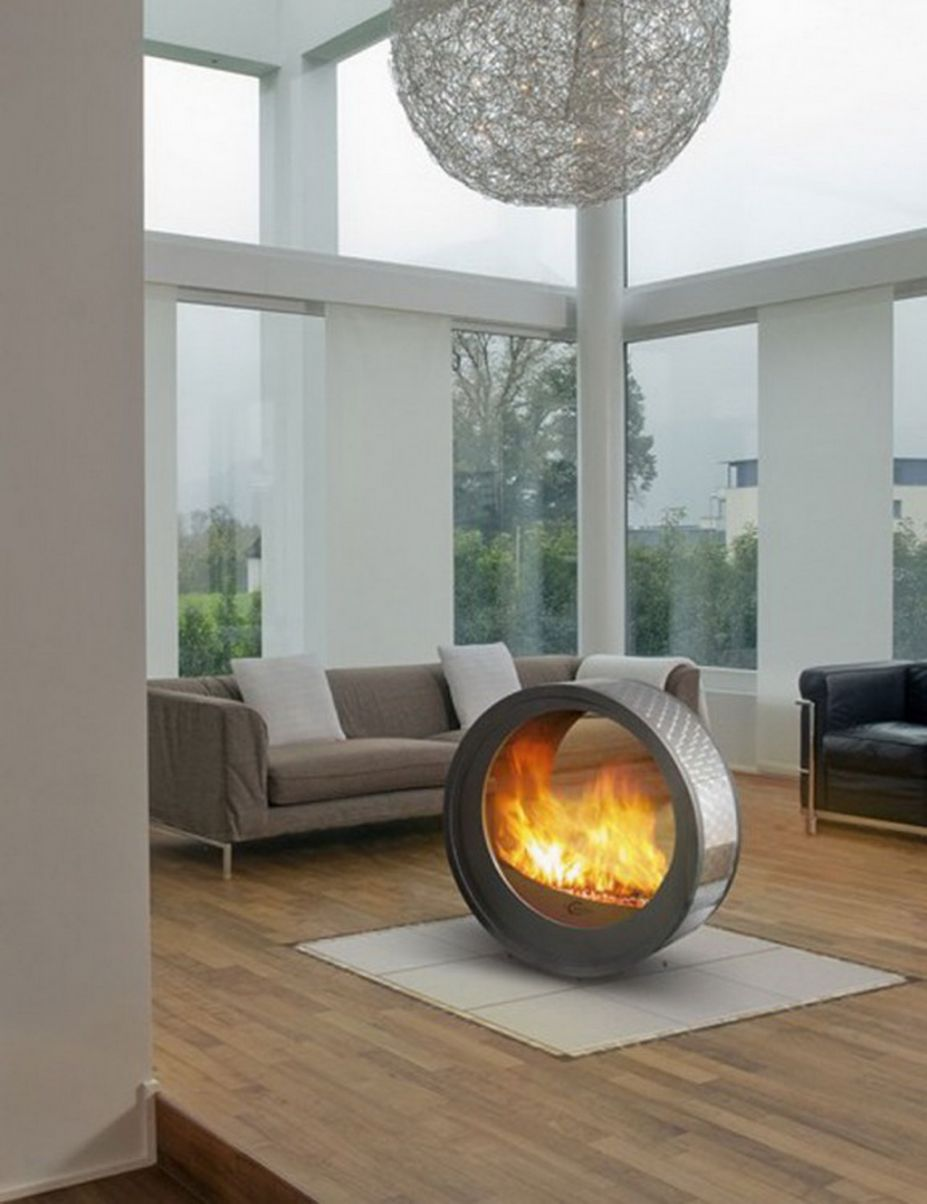 Wonderful Modern Fireplace Mantel