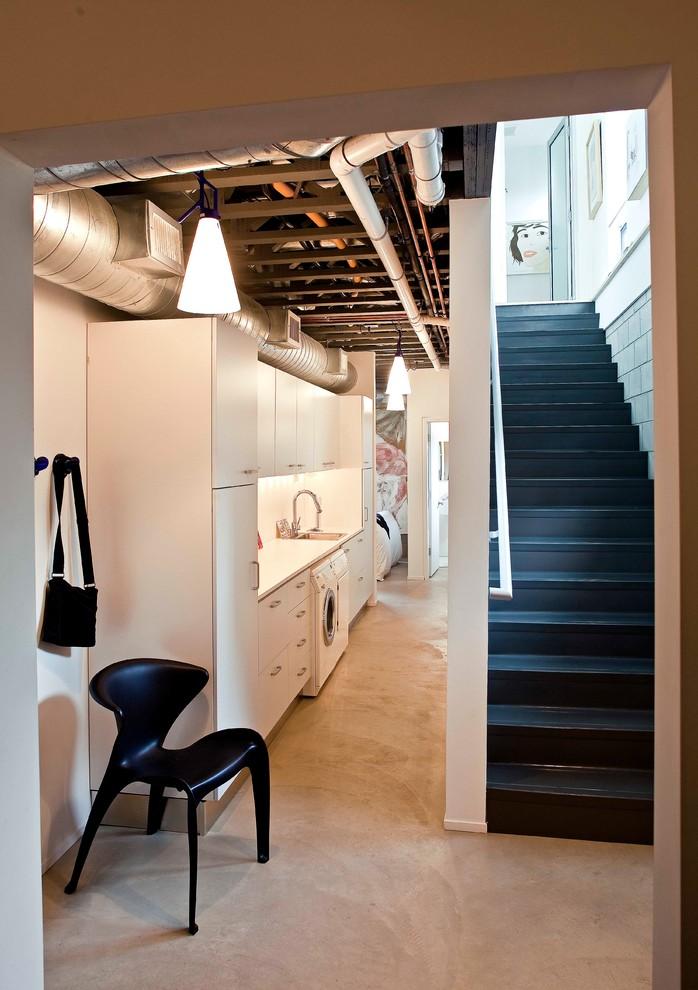 contemporary-utility-room