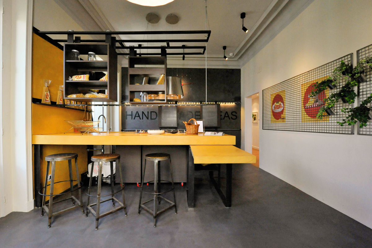 modern-yellow-industrial-kitchen