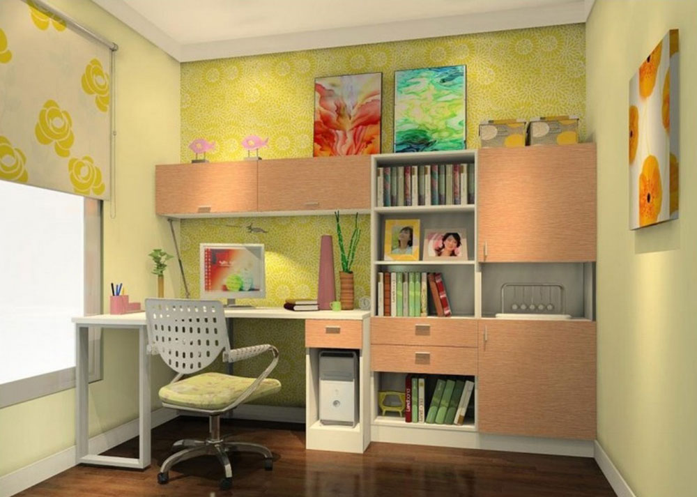Children S And Kids Room Ideas Designs Inspiration: 30 Kids Study Room Design Inspiration