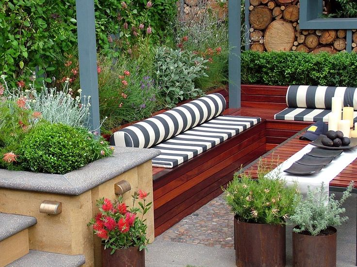 Outdoor Courtyard Design Ideas (8)