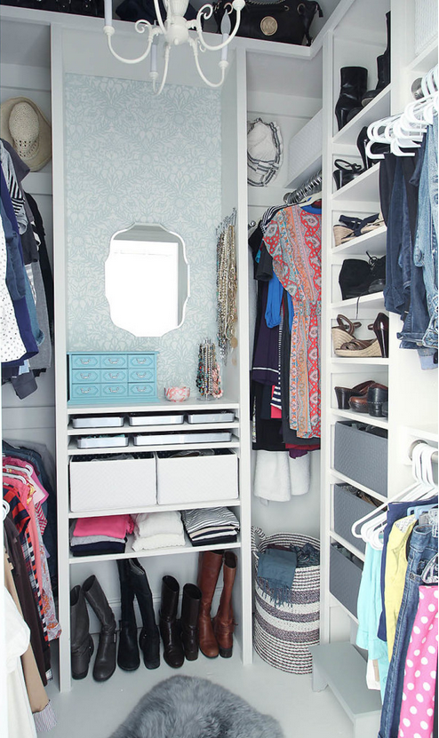 Closet Organization Ideas (1)