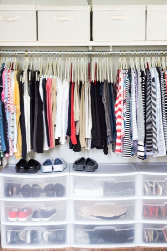 Closet Organization Ideas (10)