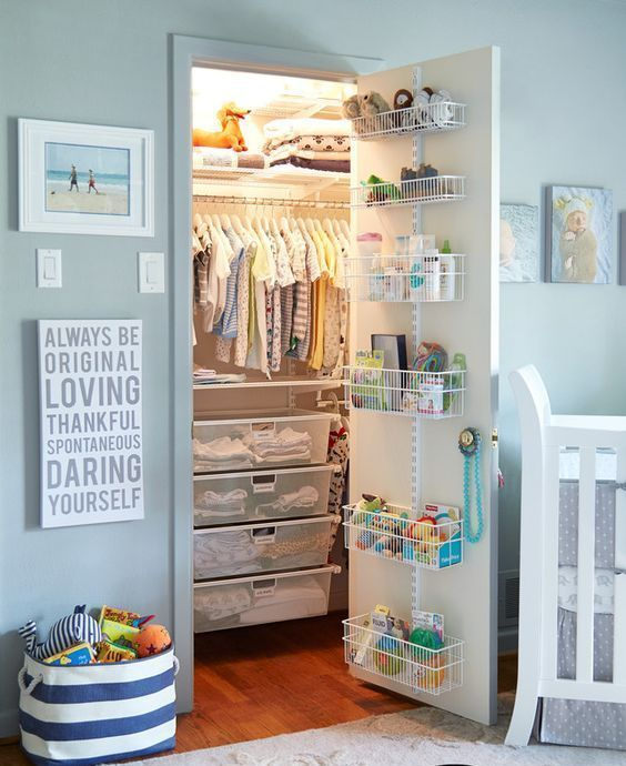 Closet Organization Ideas (2)