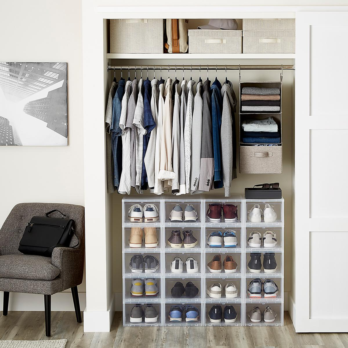 Closet Organization Ideas (7)