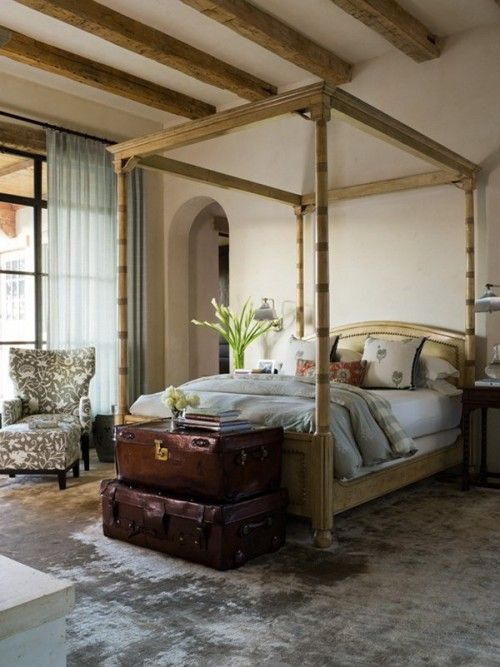 Rustic Bedroom Design Inspiration (15)