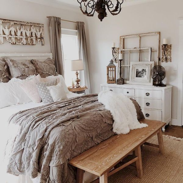 Rustic Bedroom Design Inspiration (16)
