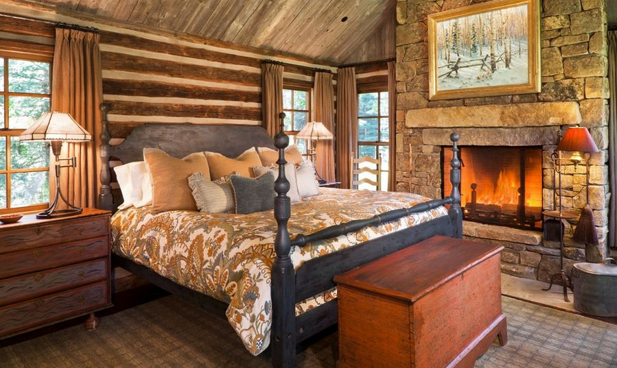 Rustic Bedroom Design Inspiration (18)