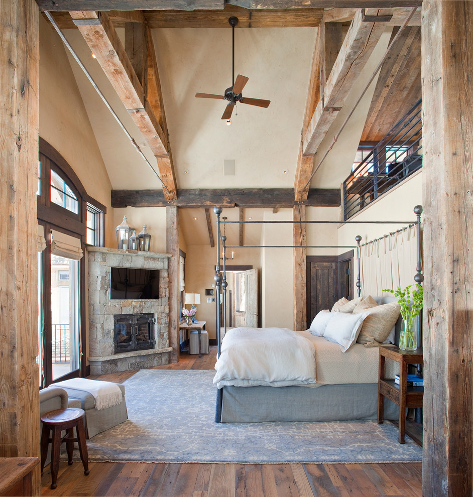Rustic Bedroom Design Inspiration (20)
