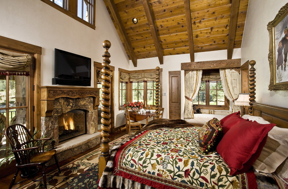 Rustic Bedroom Design Inspiration (24)