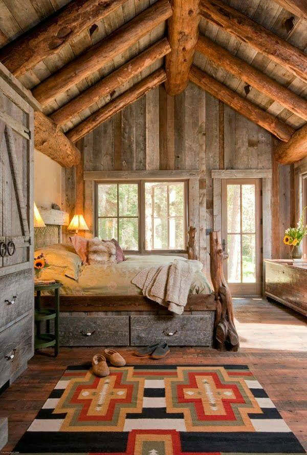 Rustic Bedroom Design Inspiration (27)