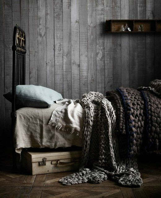 Rustic Bedroom Design Inspiration (28)