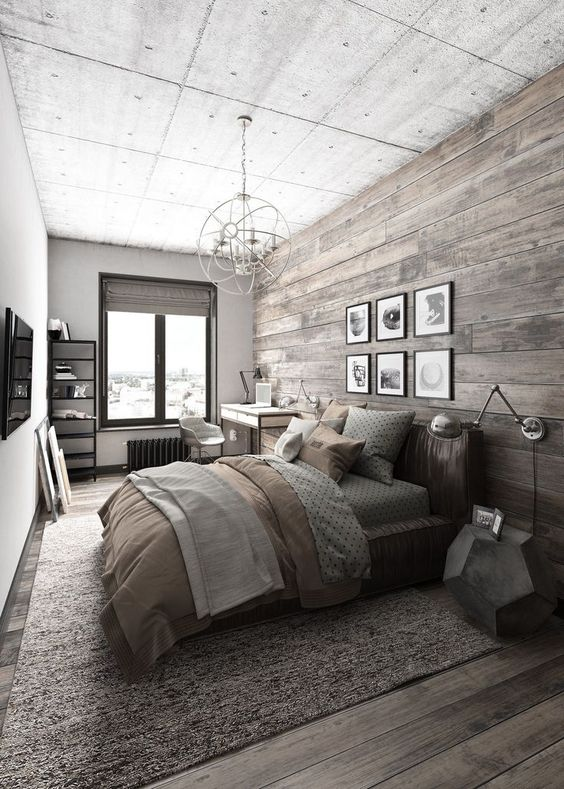 Rustic Bedroom Design Inspiration (3)