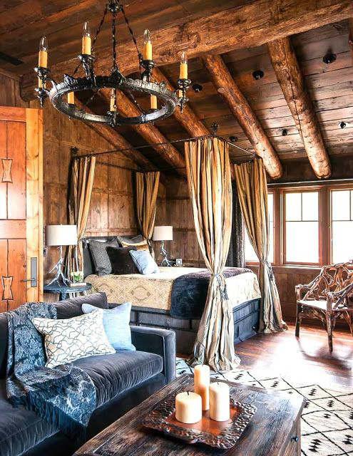 Rustic Bedroom Design Inspiration (30)