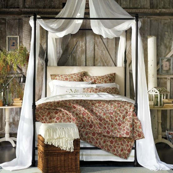 Rustic Bedroom Design Inspiration (32)