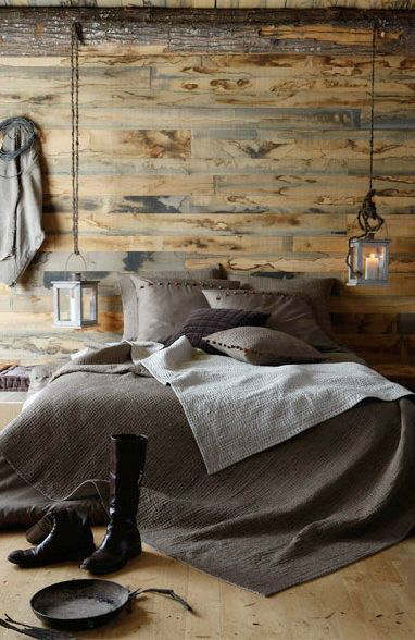 Rustic Bedroom Design Inspiration (33)