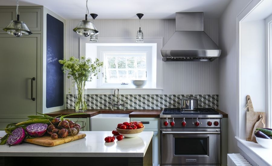 35 Small Kitchen Design Ideas To Try