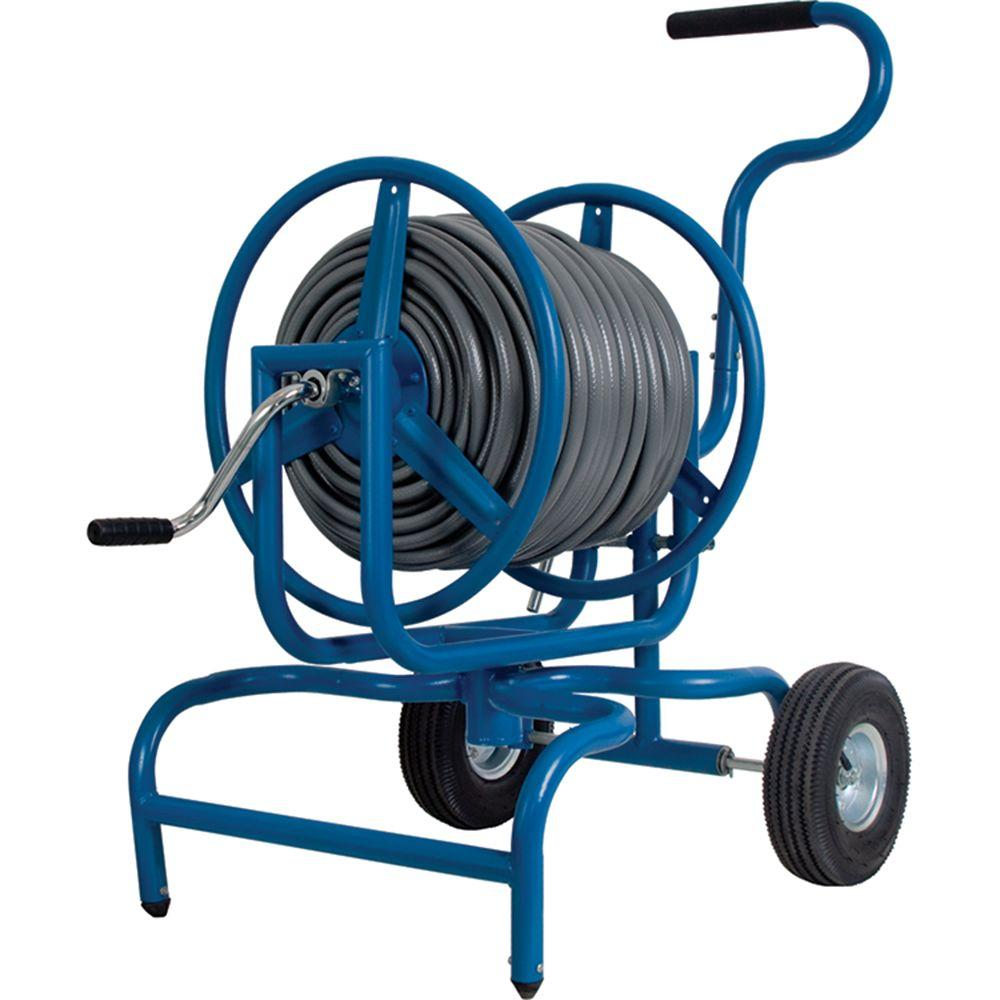 A Garden Hose Reel Increases the Lifespan of Your Garden Hose