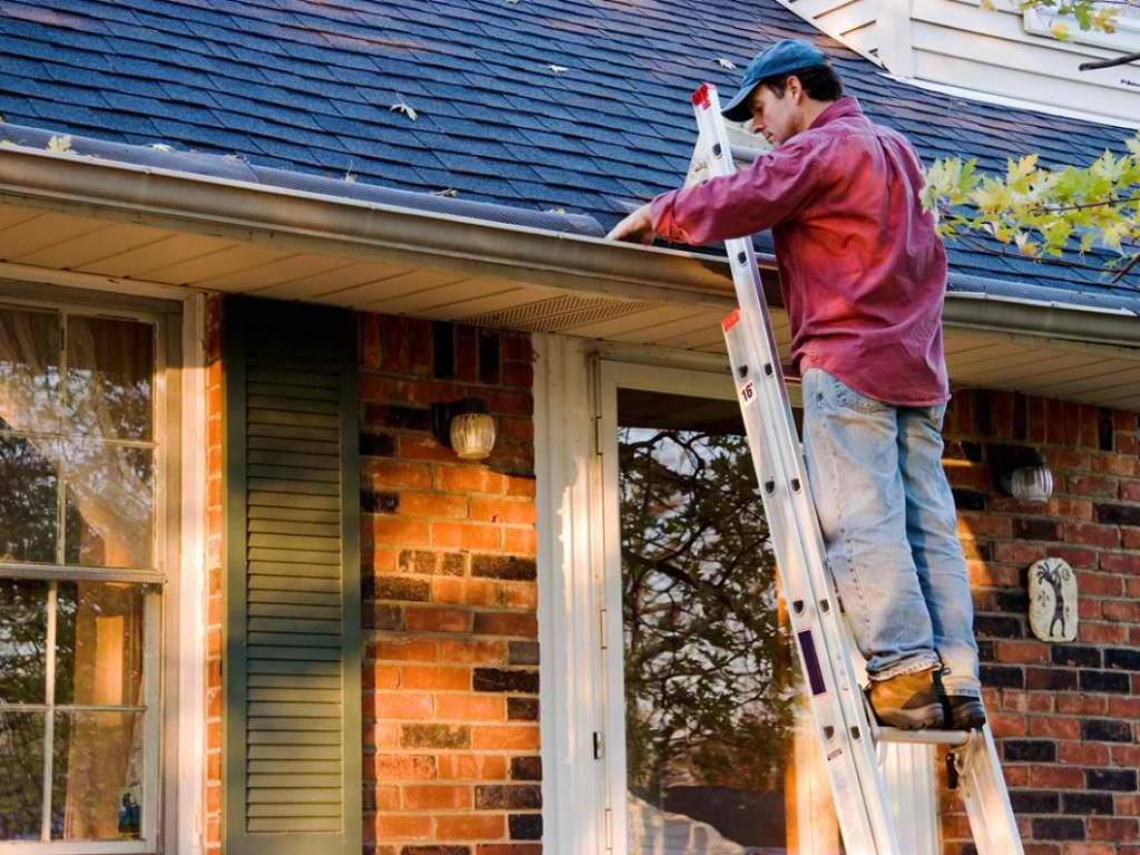 Clean Your Gutters and Downspouts of Debris