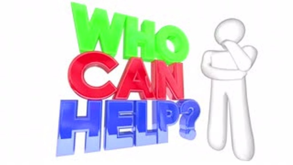 Know Who Can Help