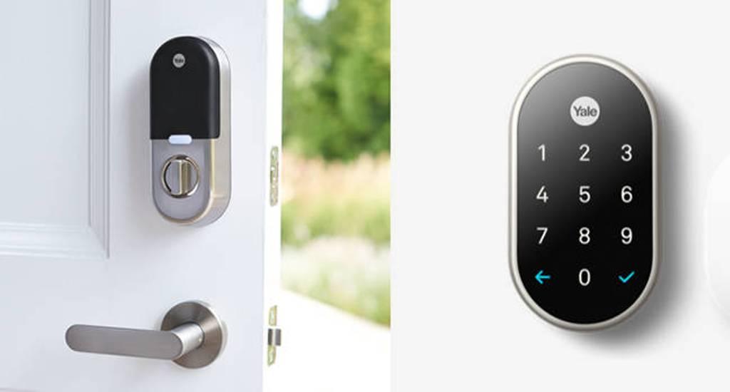 Get the latest door lock technology