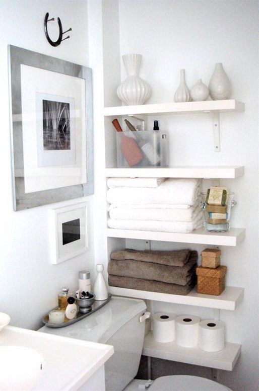 IKEA Small Bathroom Storage (28)
