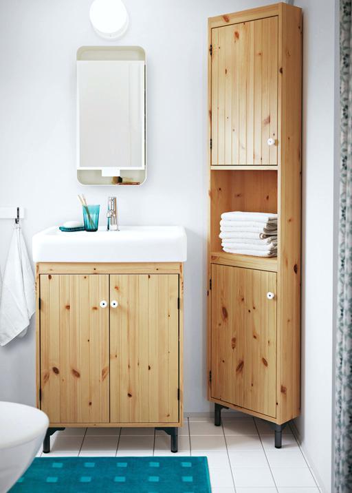25 Amazing Ikea Small Bathroom Storage, Ikea Bathroom Storage Cabinet